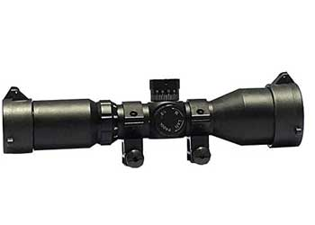 Osprey CP3942IRF Compact 3-9×42 Ilium Rangefinding Reticle