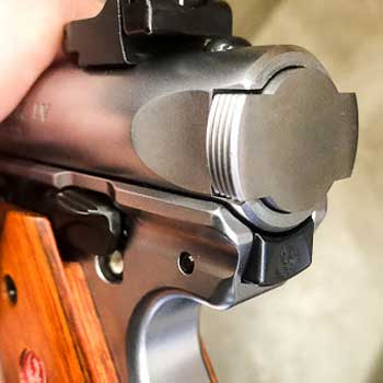 ruger competition sights