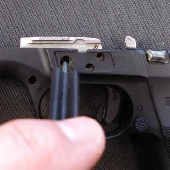 ruger sr9c trigger
