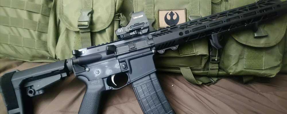 Best Buffer for 10.5 AR Pistol