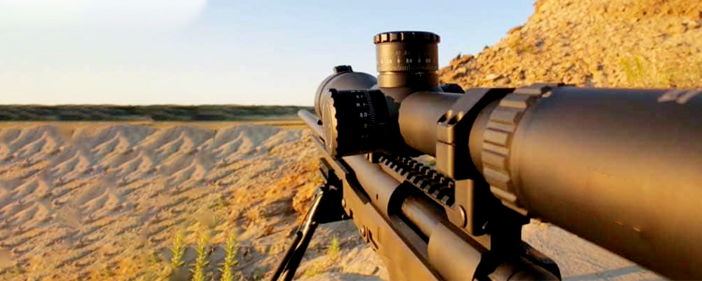What's The Best Rifle Scope for 300 Yards?