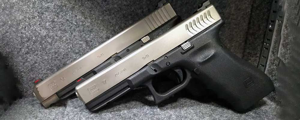 Glock 34 vs 17 - Handgun Showdown