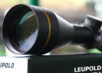 leupold vx3i lens & coating
