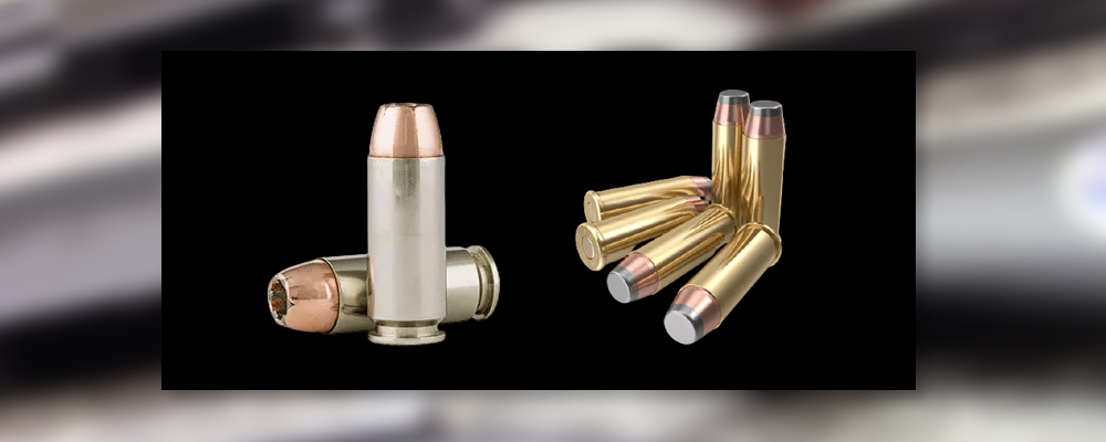 10mm vs 44 Mag - Big Pistol Rounds
