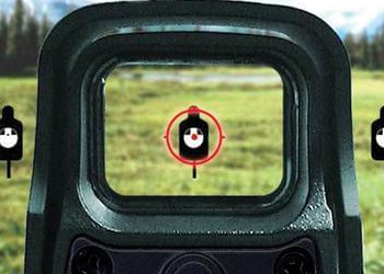 EOTech XPS3 eye relief