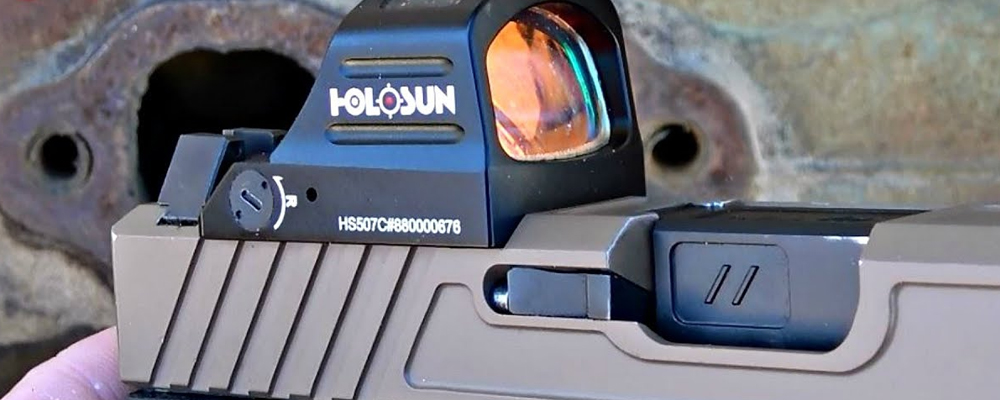 Holosun HS507C-X2 review