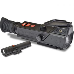 NightShot Night Vision Rifle Scope with Illuminator