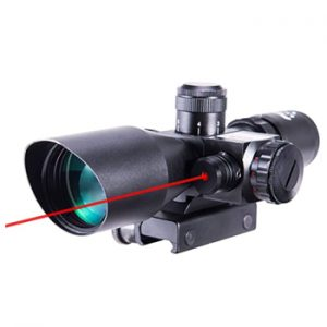 Pinty 2.5-10x40 Tactical Rifle Scope