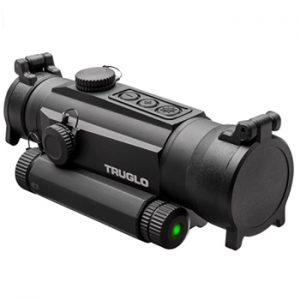 TRUGLO TRU-TEC 30mm Tactical Red Dot Sight