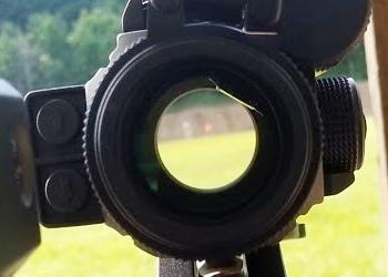 Vortex Strikefire eye relief