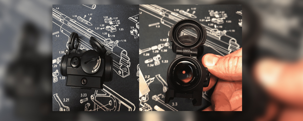 aimpoint-h2 vs t2