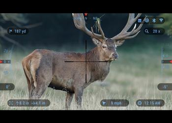 atn x sight 4k pro sensor