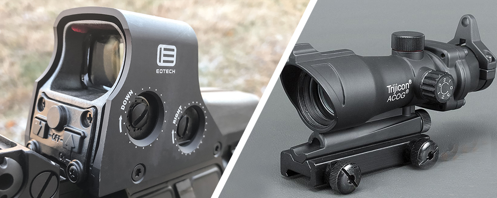 eotech vs trijicon