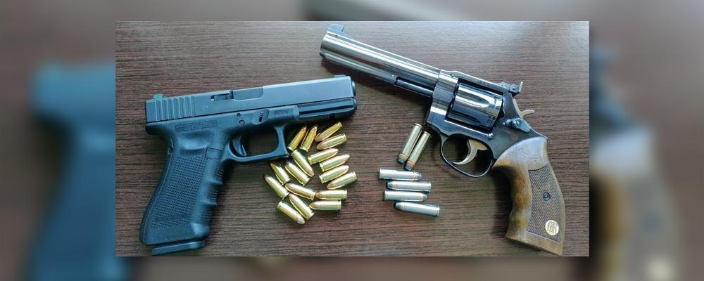 Revolver VS Semi-Auto CCW