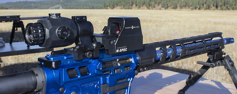 Sightmark Ultra Shot M-spec Review