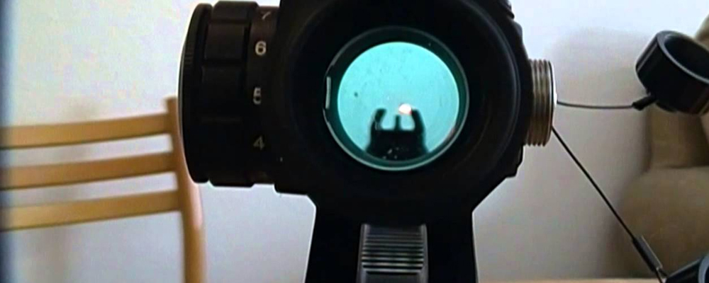 How to Sight in a Red Dot