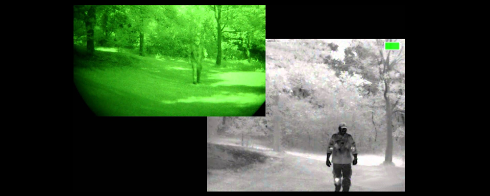 Night Vision vs Thermal Optics