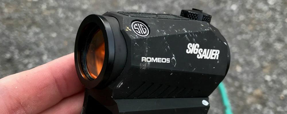 Sig Sauer Romeo 5 review