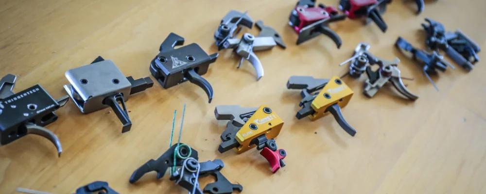 best ar 15 lower parts kit