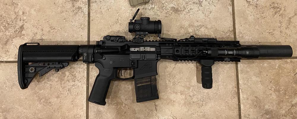 Best Suppressor for 300 Blackout SBR