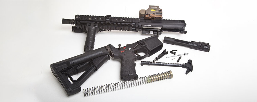 How to Disassemble an AR-15