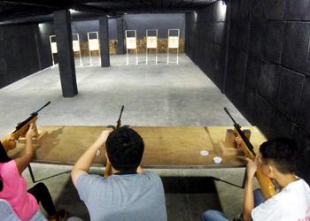 Aim at the Center of the Bullseye