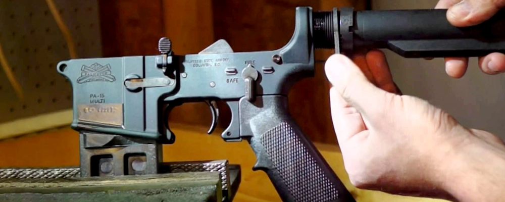 How To Build An AR15 Lower