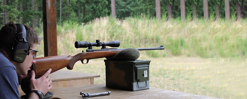 how to use a bore sight