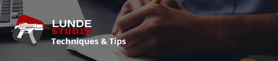 Techniques & Tips