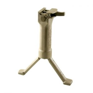 Grip Pod Vertical Foregrip w/ Steel Reinforced Legs and a Cam Lever