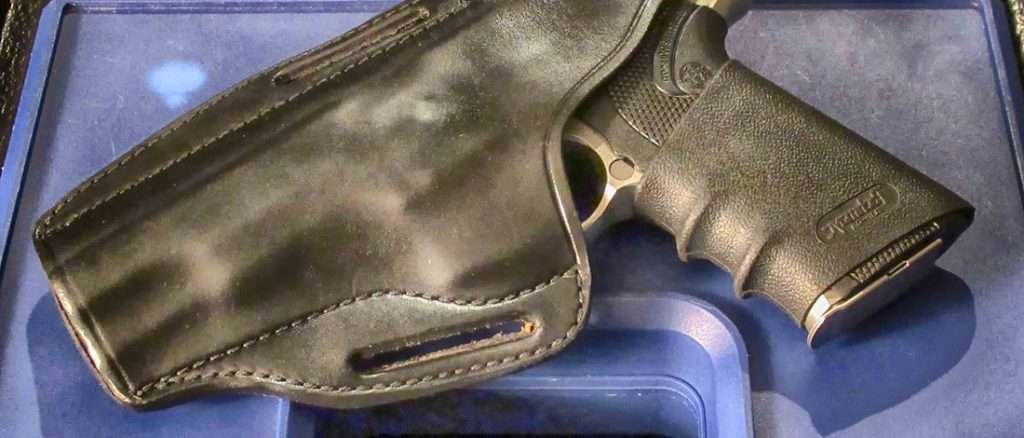 How To Break In A Leather Holster