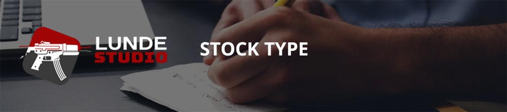 stock type