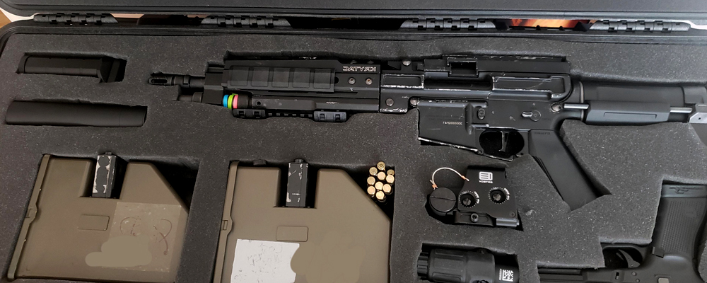 How To Cut Foam For Gun Case