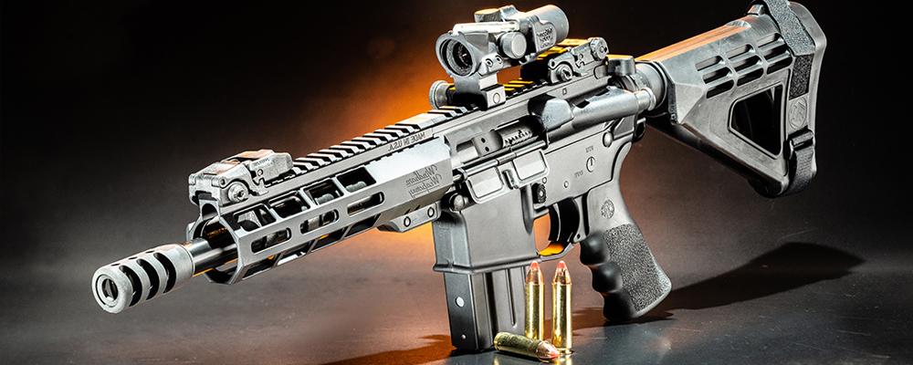 Best .450 Bushmaster Muzzle Brake