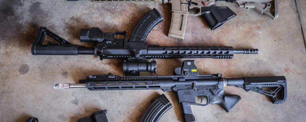 Best AR-15 Featureless Grip