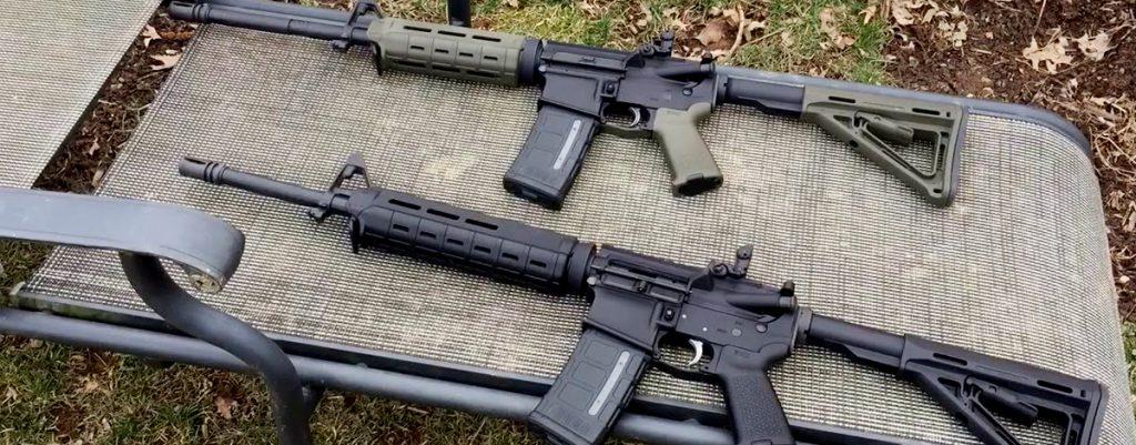 Carbine vs Mid-length Gas System