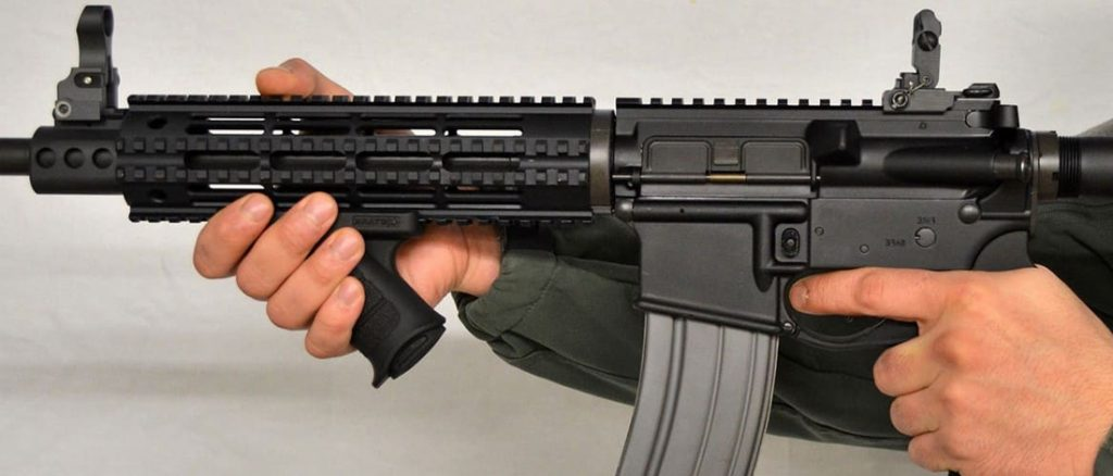 Best Angled Foregrip For AR 15