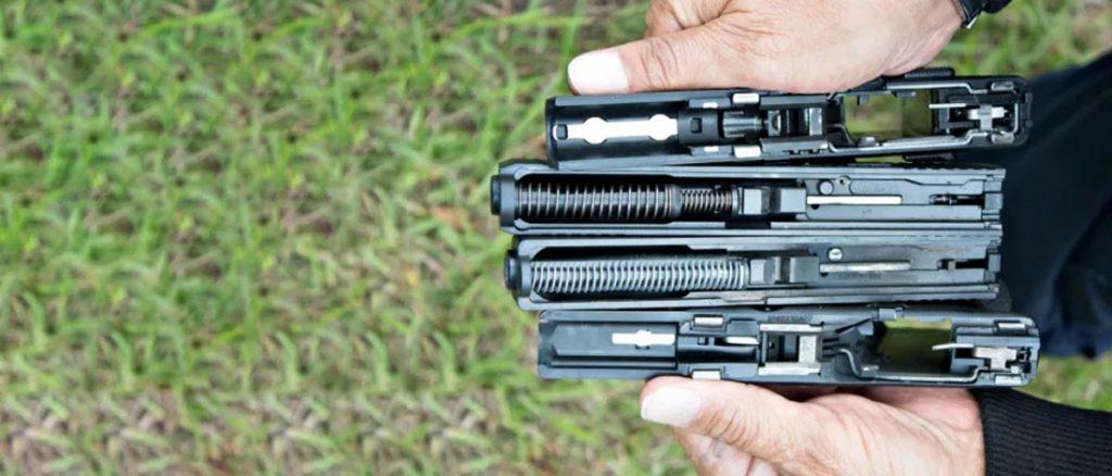 How Does a Striker-Fired Pistol Work
