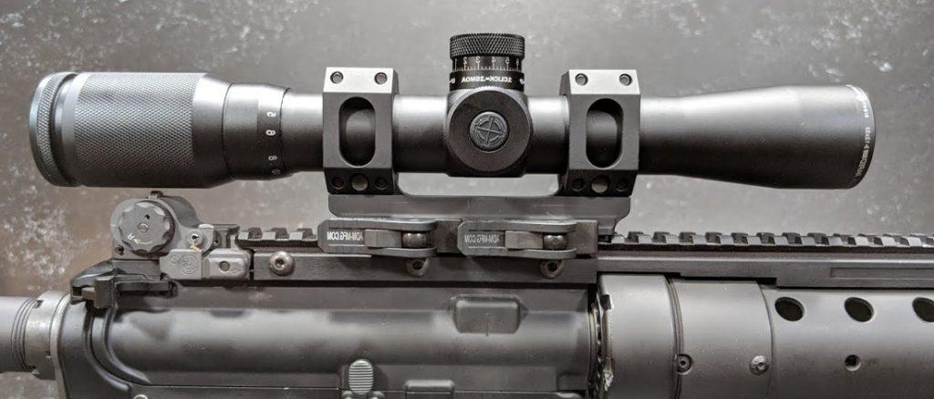Best Scope Mounts For AR 15