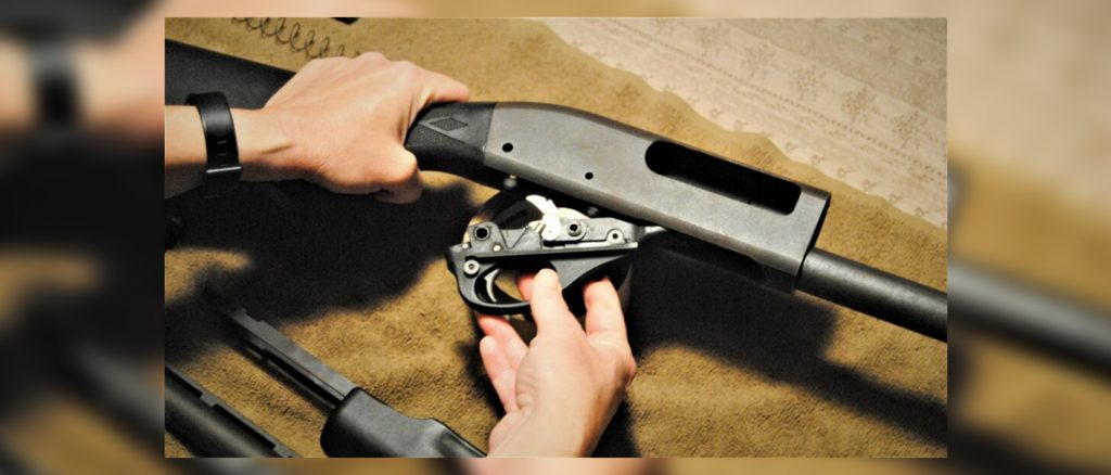 How to Disassemble Remington 870
