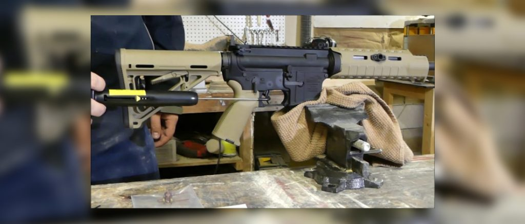 How to Lighten Trigger Pull on an AR-15