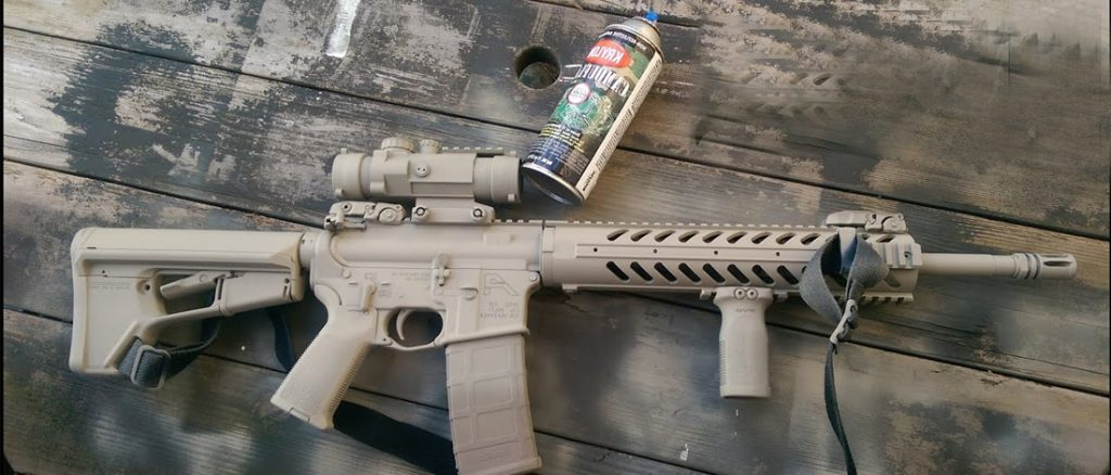 How To Paint Your AR-15