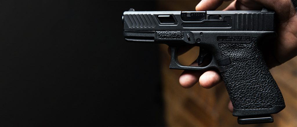 How To Stipple A Gun