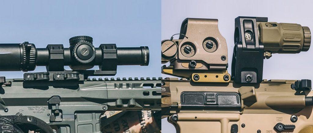 LPVO vs. Red Dot