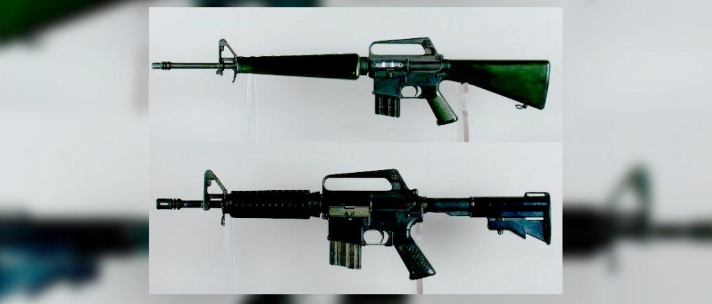 M4 vs. AR-15