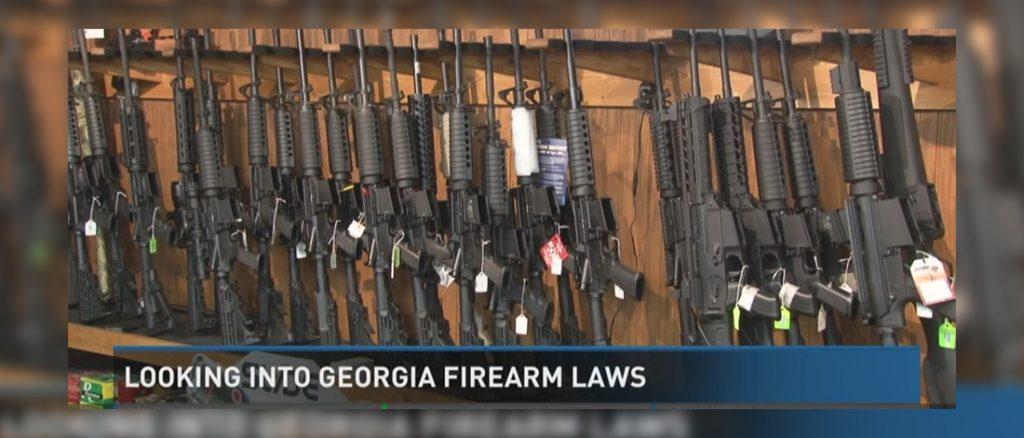 How to Buy a Gun in Georgia