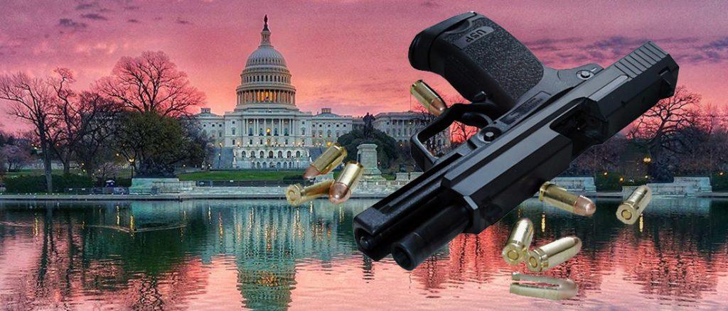 How to Buy a Gun in Washington